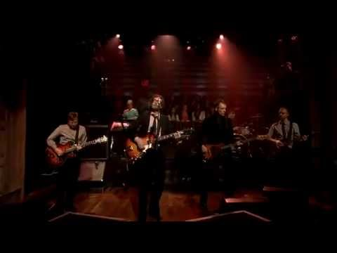 Pulp like a friend Live @ Late night with Jimmy Fallon
