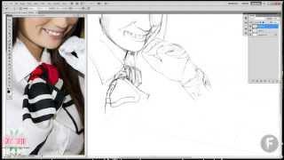Speed Sketch Nonami takizawa