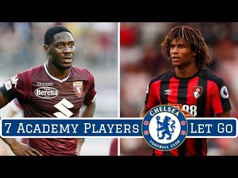 7 Brilliant Academy Graduates Chelsea Let Go