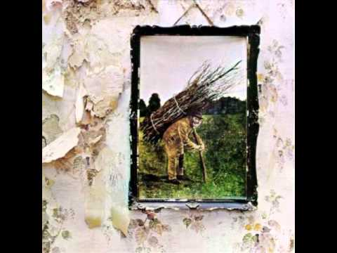 Led Zeppelin - Misty Mountain Hop(LYRICS)