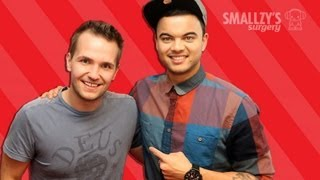 Guy Sebastian pranks Nova Reception