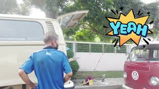 EZ Pulley VW bus