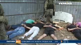 27 кримінальних авторитетів затримали у Кропивницькому
