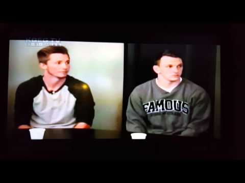 Holmen Vikings Interview Seven Rivers Sports 2015