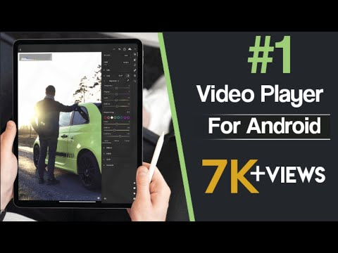 No.1 video player for android