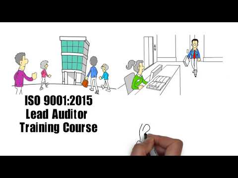 CQI/IRCA ISO 9001:2015 Lead Auditor Training Course ID1704 with Charis