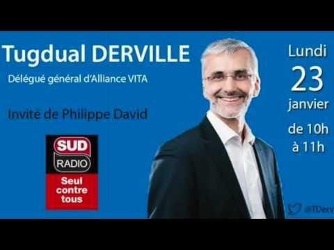 Débat sur l'IVG : Tugdual Derville sur Sud Radio