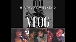 #OTRTOUR Date Night Vlog, Tiffany's Birthday Celebration