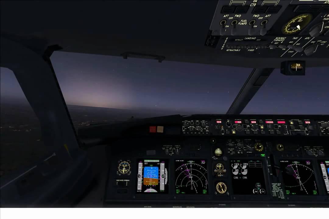 ifly boeing 737 series cockpit sound part 2