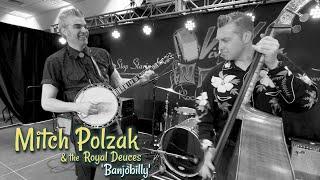 'Banjobilly' MITCH POLZAK & the ROYAL DEUCES (Viva Las Vegas) BOPFLIX sessions