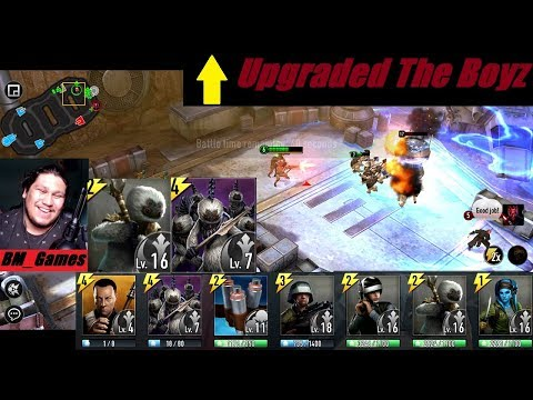 Star Wars Force Arena The New Improved Talz Baby! The Boyz Are Back!