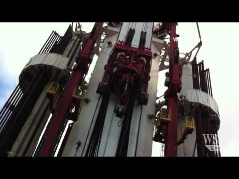 New Oil Rigs Enable Ultra