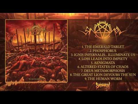 Sin Of God - Aenigmata (FULL ALBUM STREAM 2016) [Satanath Records]