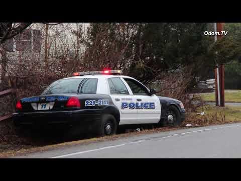 2018-02-25 - Police Vehicle Crash In East Fishkill, NY