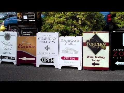 Woodinville Washington warehouse district wineries Foodwinetravelanddiningout blogspot com