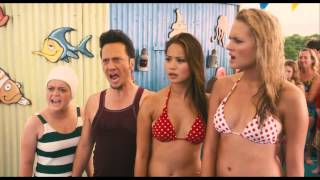 Grown Ups - Water Park Canadian Guy Scene (720p HD) thumbnail