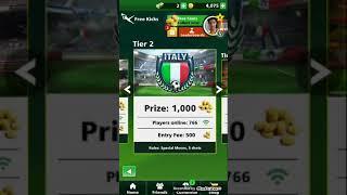 Football Strike - Multiplayer Soccer | Free Kicks | Tier 1| England | NKP VS Guest | Mobile Gamings
