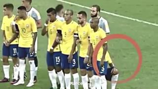 Смешной футбол  Toп 10 футболистов со своими приколами
