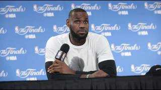 'Being black in America is tough': LeBron James responds to racist vandalism incident