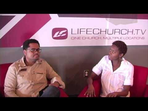 Scott Williams interviews Amena Brown