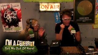 It's a Scream at the Jungle Radio Phone-In | I'm A Celebrity... Get Me Out Of Here!