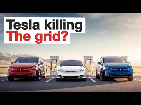 Could Tesla Kill The Grid?