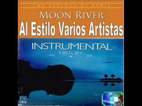Moon River Varios Instrumentales Lp Felicidades 1973