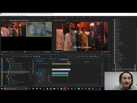 Video Editing Workflow with Adobe Premiere