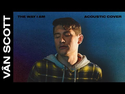 Charlie Puth - The Way I Am (VÂN SCOTT Acoustic Cover)