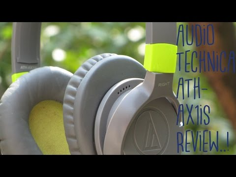 Best Headphone under 2K($30)? Audio Technica ATH-Ax1is Review!