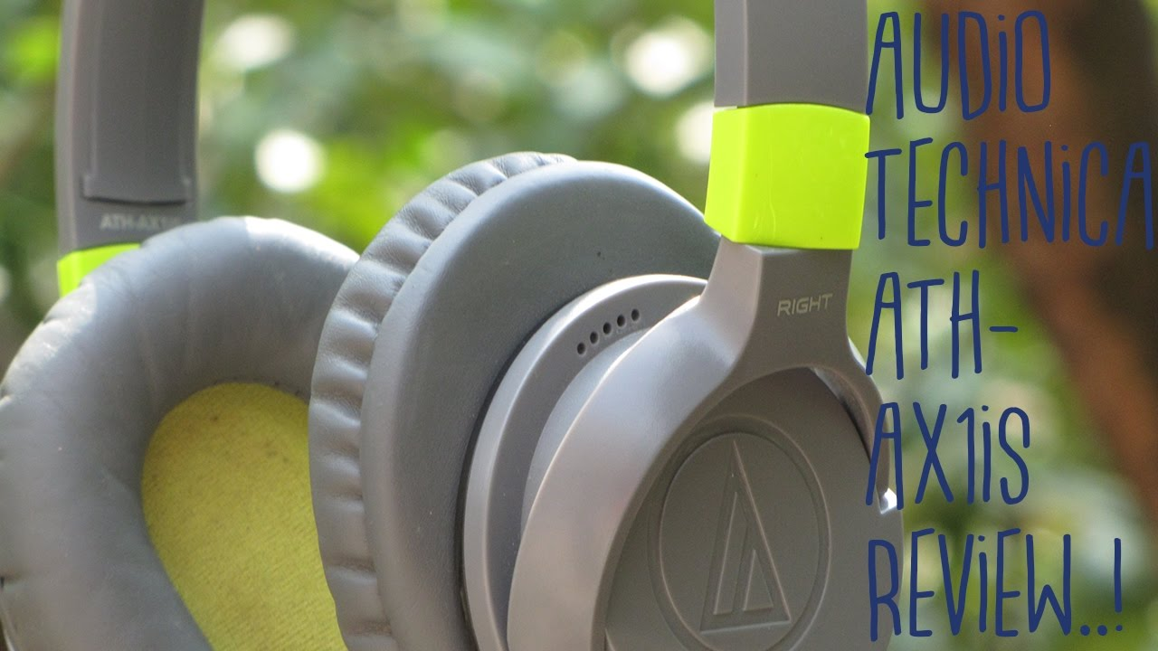 Best Headphone Under 2K($30)? Audio Technica ATH-Ax1is