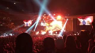 Iron Maiden Aces High BB&T Center Sunrise Florida July 18, 2019