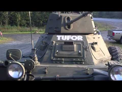 FERRET armored Scout Cars in Kenagami Ontario