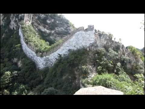 Beijing Wanderer (3) - Jiankou Great Wall Thrill - one of the most dangerous section of Great Wal