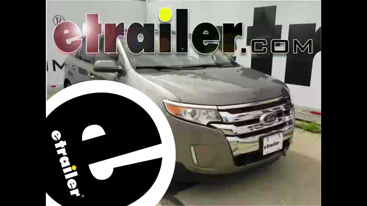 maxresdefault installation of a trailer wiring harness on a 2012 ford edge ford edge wiring harness at mifinder.co