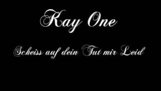 Kay One - Scheiß auf dein tut mir Leid [Exklusiver Freetrack 2010] (HD)