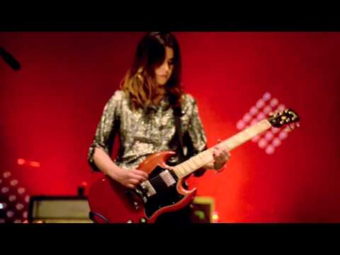 Blood Red Shoes - Black Distractions live at Shepherds Bush Empire