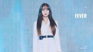[4K] 191006 여자친구(GFRIEND) 신비(SinB) - 열대야(Fever) 직캠 @ SMUF by…