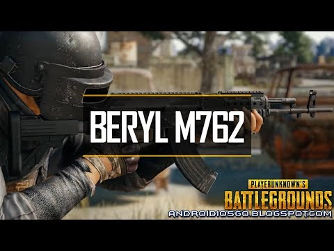 PUBG: New Weapon - Beryl M762 (Coming Soon...) MUST WATCH! Will you choose M762 or AKM? Your choice!