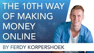 #10 How To Make Money Online - Latest Video