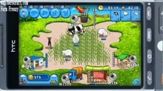 Компьютерная игра Farm Frenzy ( Веселая ферма )