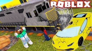 $1.000.000 CAR DESTROYED IN ROBLOX