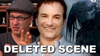 Shane Black and the Deleted Scene from The Predator