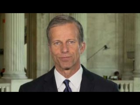 Sen. John Thune: Trump's tax cuts will improve standard of living