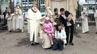 Спектакль Декаденс. видео ролик