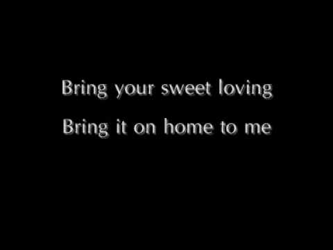 Bring It On Home To Me Robson & Jerome (with lyrics)