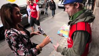 The Big Issue - A Hand Up, Not a Hand Out