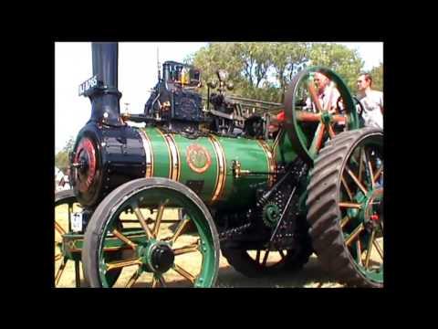 Steam Rally Prestwood 2015