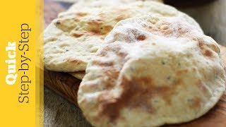How To Cook Authentic Indian Peshwari Naan Bread With Hari Ghotra