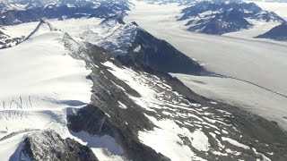 Flying Alaska's Glaciers with Operation IceBridge